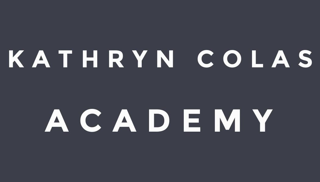 Kathryn Colas Academy